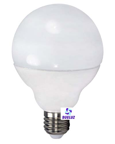 Globo LED 90mm E-27 12W 3000ºK -