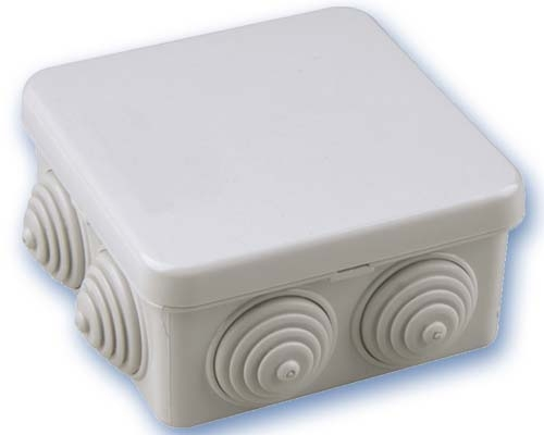 Caja Estanca Cuadrada 80 x 80 -
