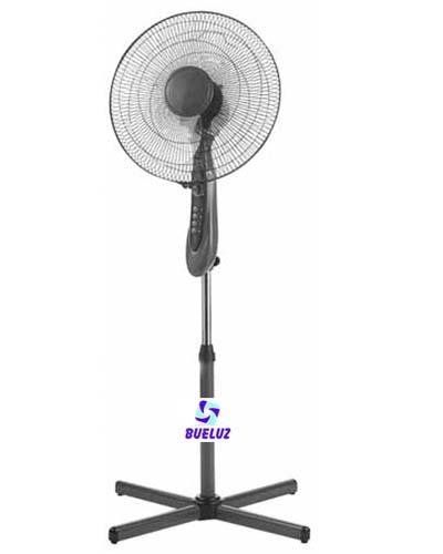 Ventilador Pie Temporizador 40 cm diametro -