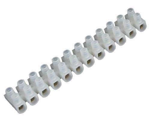 Regleta Conexion nylon 4mm (10 Tiras) -