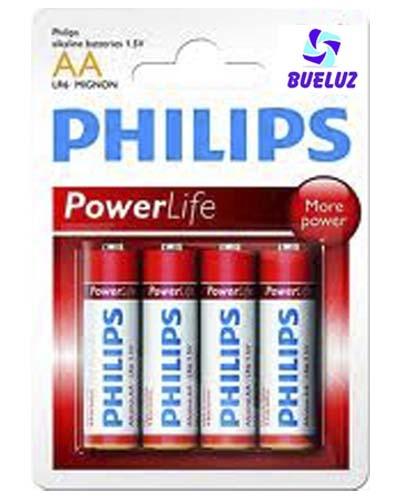 Pila Philips Alcalina (AA) LR6