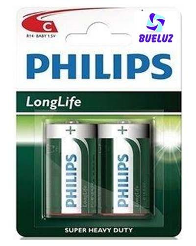 Pila Philips Salina (C) R14 -