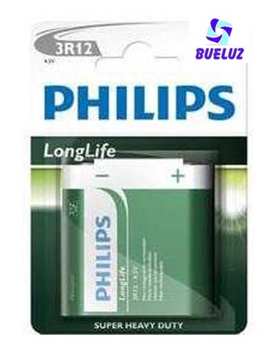 Pila Philips Salina (4,5V) 3R12 -