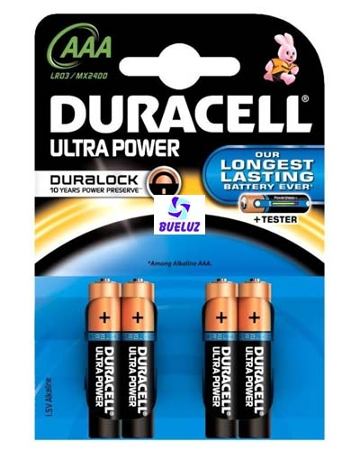 Pila Duracell Ultra Power (AAA) LR03